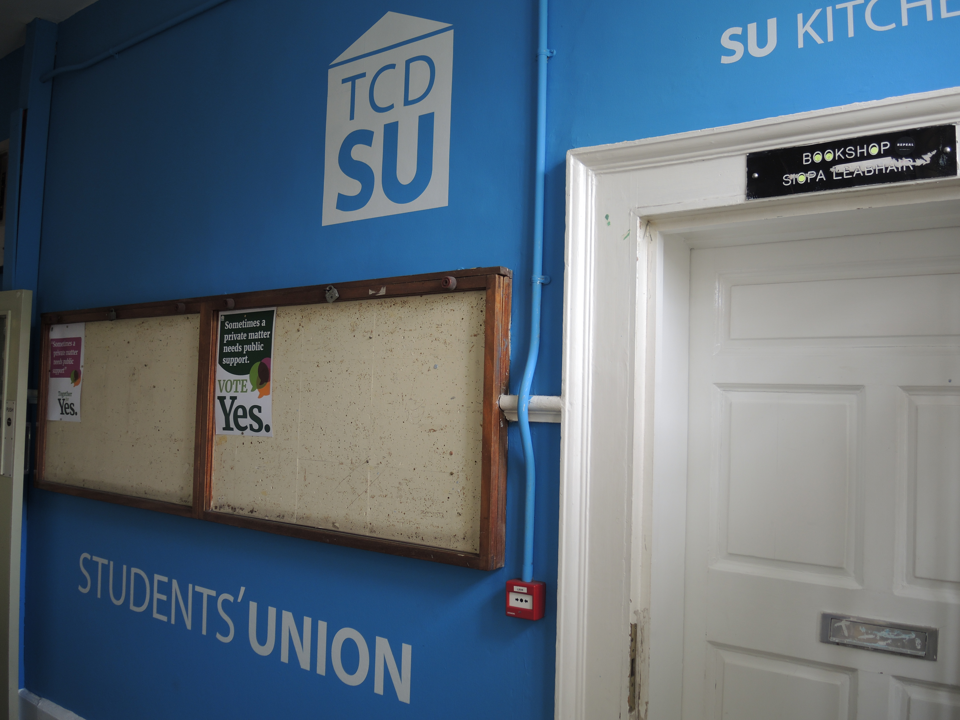 Students are fair in thinking that the SU no longer represents them